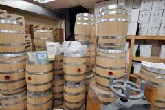 Whisky Whiskey Wine Beer Barrels