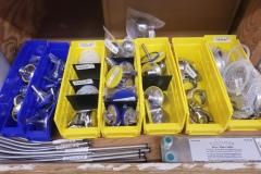 Tri-clamp accesories