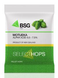New Zealand Motueka Hop Pellets